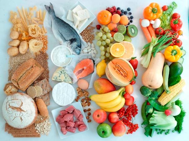 Виды продуктов, полезные для организма