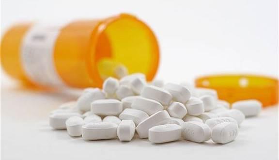Высыпанная горсть антидепрессантов