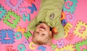 Малыш учит алфавит