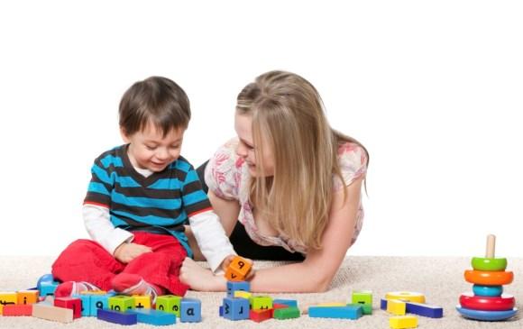 Играем с ребенком
