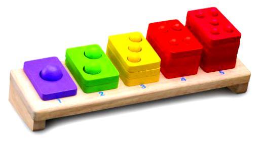 Игрушка для обучения малышей