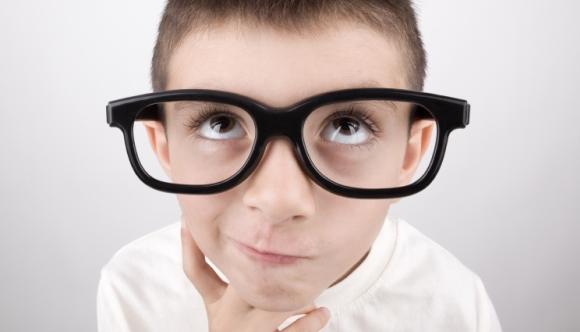 Мальчик-профессор