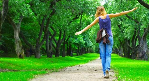 Прогулка в парке - подготовка к запоминанию