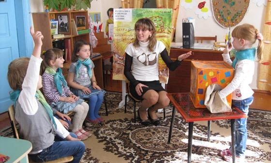 Учим стихи вместе с детьми