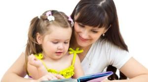 Заучиваем стихотворение с ребенком