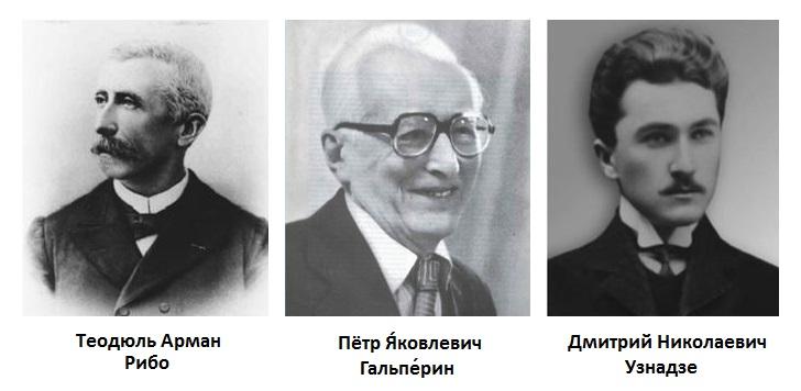 Ученые, разработавшие теории о внимании